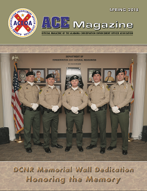 2018 Spring issue of ACE icon